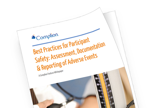 Assessment Documentation and Reporting of Adverse Events Feature Image